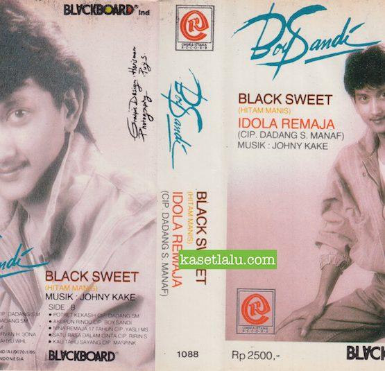 BOY SANDI - BLACK SWEET (HITAM MANIS), IDOLA REMAJA