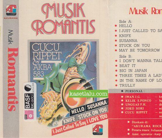 CUCU RIPPET & AKBA 583 - MUSIK ROMANTIS