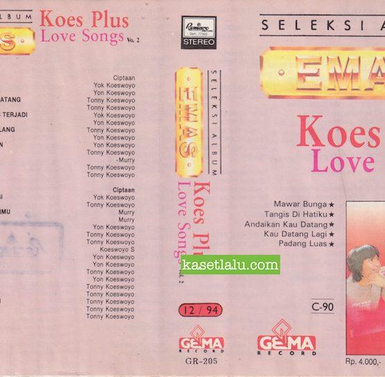 GR 205 - SELEKSI ALBUM EMAS KOES PLUS LOVE SONGS VOL. 2