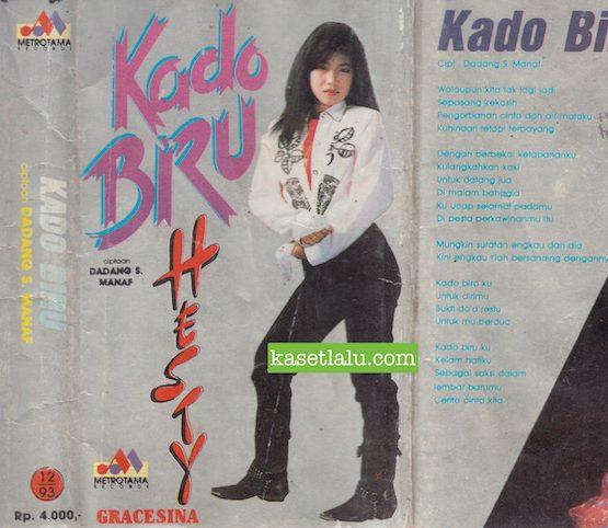 HESTY GRACESINA - KADO BIRU (COVER LENGKET)