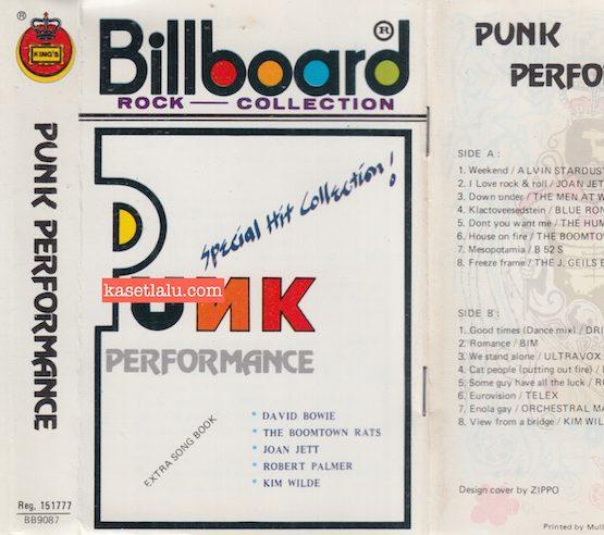 KING'S BB 9087 - PUNK PERFORMANCE
