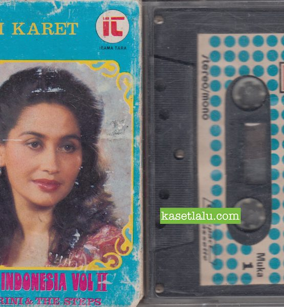 MARINI & THE STEPS - POP INDONESIA VOL. II - JAM KARET