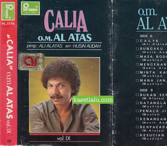 PL-1176 - O.M. AL ATAS - CALIA