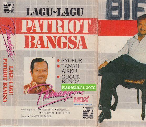 PRANADJAJA - LAGU-LAGU PATRIOT BANGSA
