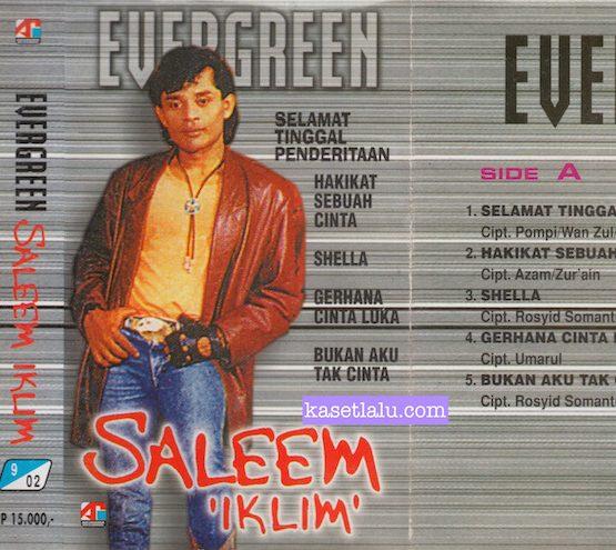 SALEEM IKLIM - EVERGREEN