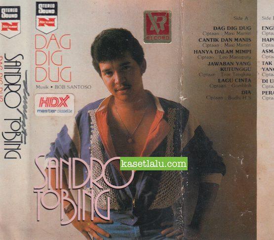 SANDRO TOBING - DAG DIG DUG (MUSIK BOB SANTOSO)