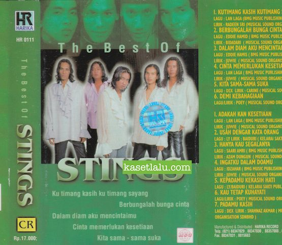 STINGS - THE BEST OF