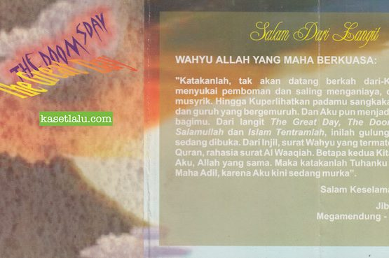 THE DOMSDAY - THE GREAT DAY - KIDUNG LANGIT, ISLAM TENTRAMLAH