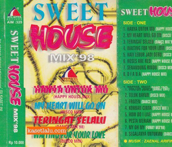 AIM 325 - SWEET HOUSE MIX '98