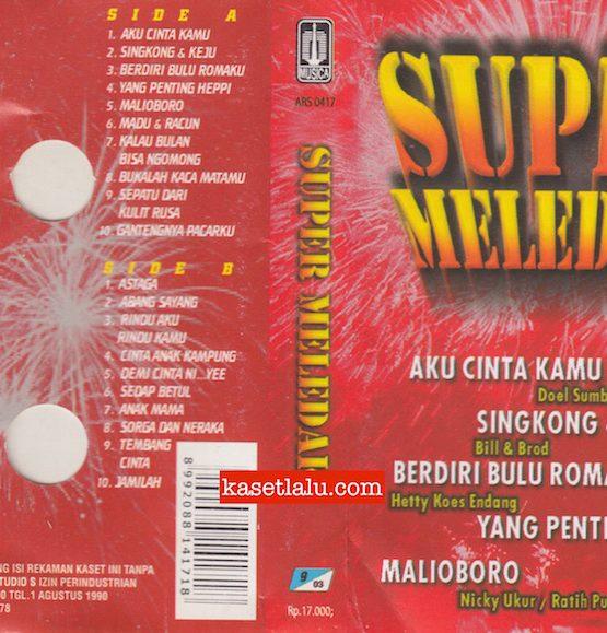 ARS 0417 - SUPER MELEDAK
