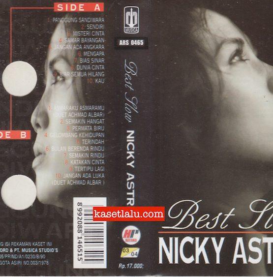 ARS 0465 - NICKY ASTRIA - BEST SLOW