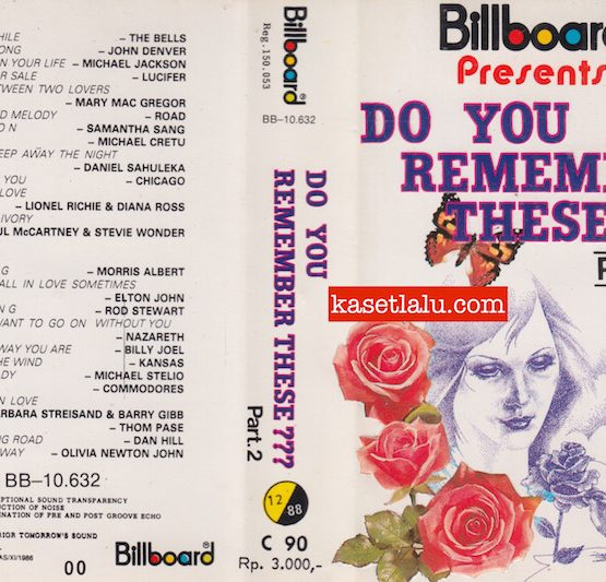 BILLBOARD BB 10.632 - DO YOU REMEMBER THES??? PART. 2