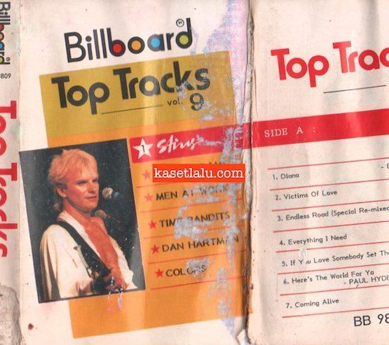 BILLBOARD BB 9809 - TOP TRACKS VOL. 9