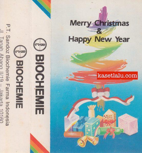 BIOCHEMIE - MERRY CHRISTMAS & HAPPY NEW YEAR