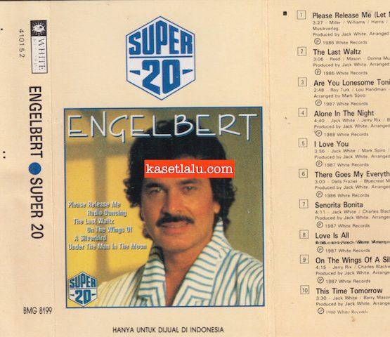 BMG 8199 - ENGELBERT SUPER 20