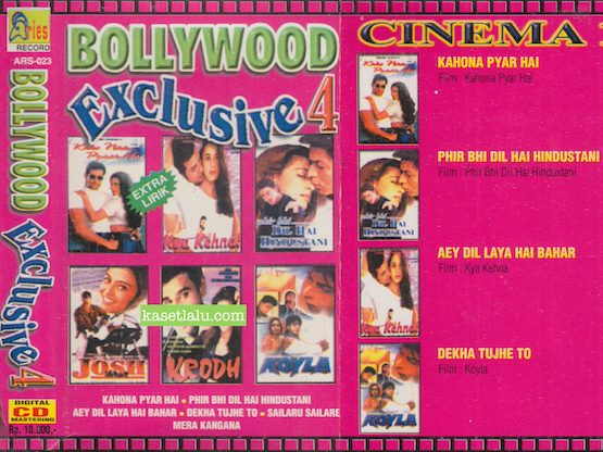 BOLLYWOOD EXCLUSIVE 4