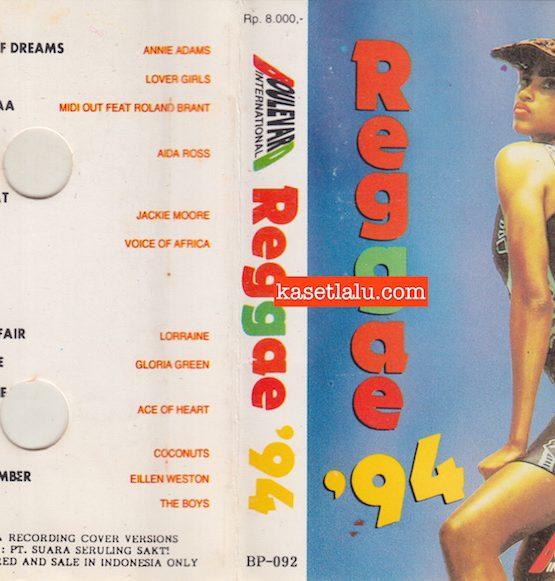 BOULEVARD BP-092 - REGGAE '94