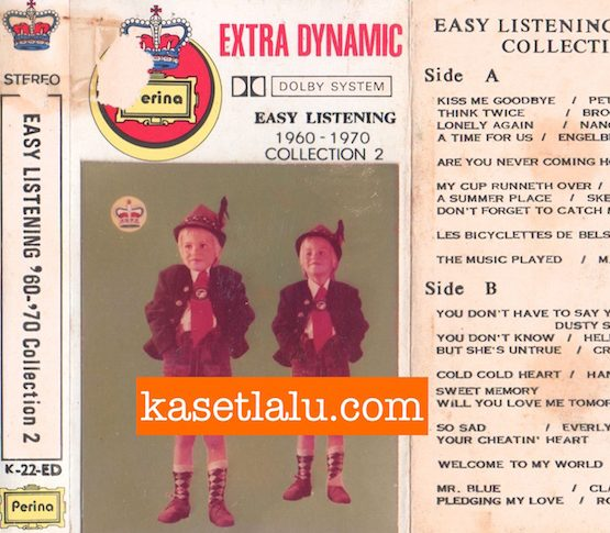 PERINA K-22-ED - EASY LISTENING 60-70 COLLECTION 2