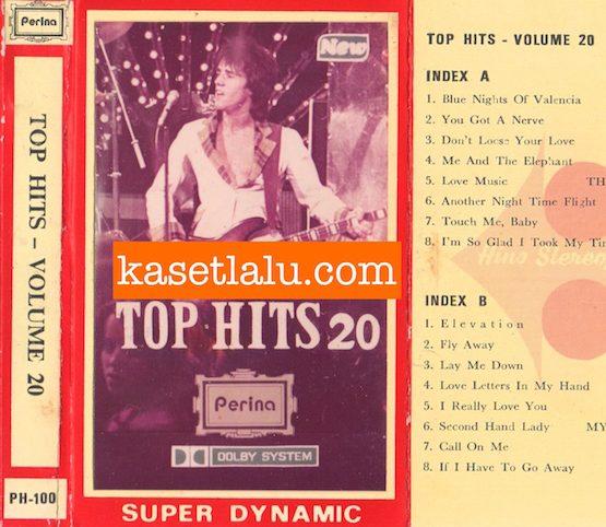 PERINA PH-100 - TOP HITS VOLUME 20
