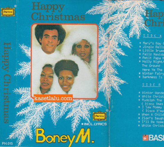 PERINA PH.015 - HAPPY CHRISTMAS BONEY M