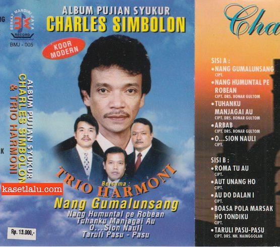 CHARLES SIMBOLON BERSAMA TRIO HARMONI - ALBUM PUJIAN SYUKUR - NANG GUMALUNSANG