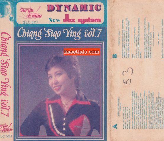 CHIANG SIAO YING - VOL. 7