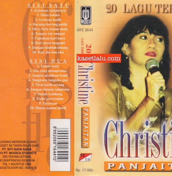 CHRISTINE PANJAITAN - 20 LAGU TERBAIK