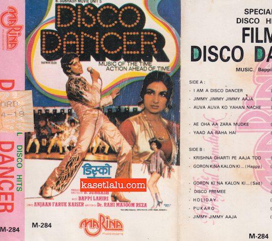 MARINA M-284 - FILM INDIA DISCO DANCER