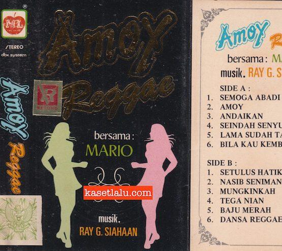MARIO (MUSIK RAY G. SIAHAAN) - AMOY REGGAE