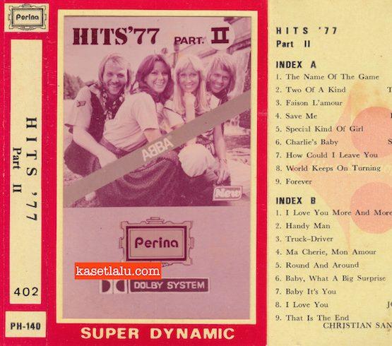 PERINA PH-140 - HITS '77 PART II