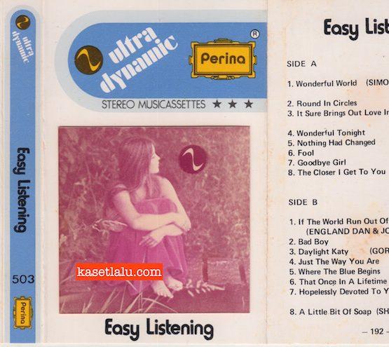 PERINA ULTRA DYNAMIC 192 - EASY LISTENING