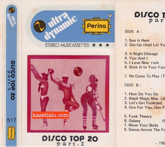 PERINA ULTRA DYNAMIC 195 - DISCO TOP 20 PART. 2