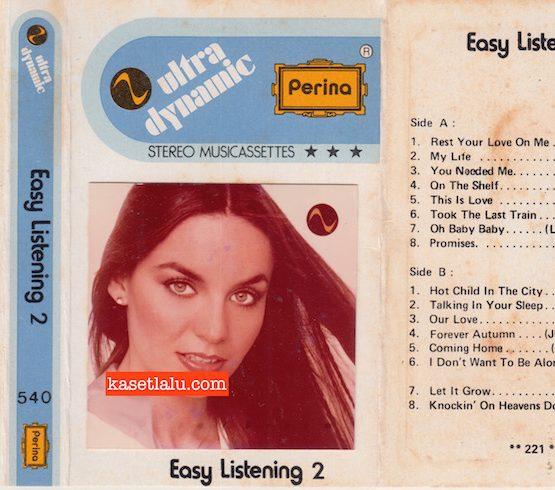 PERINA ULTRA DYNAMIC 221 - EASY LISTENING 2