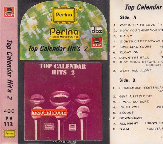PERINA VIP PV 112 - TOP CALENDER HIT'S 2