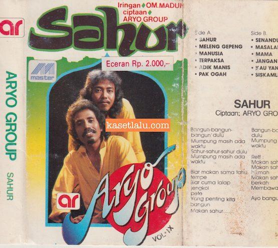 ARYO GROUP - SAHUR